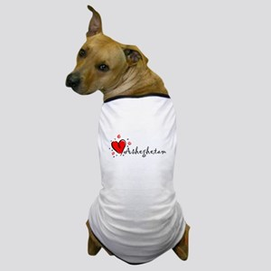 """I Love You"" [Farsi] Dog T-Shirt"